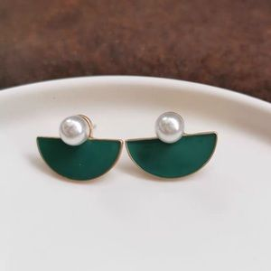 Jewelry - Retro Style Pearl Earrings